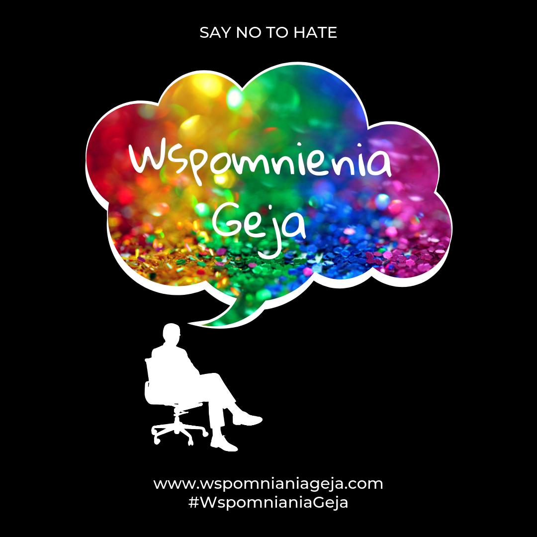 logo, Wspomnienia Geja, WspomnieniaGeja.com